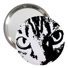 Cat 3  Handbag Mirrors by Valentinaart