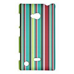 Colorful Striped Background  Nokia Lumia 720 by TastefulDesigns