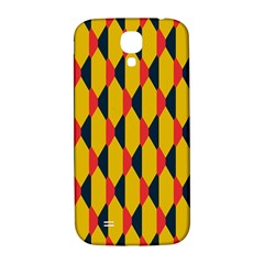 Triangles pattern Samsung Note 2 N7100 Hardshell Back Case by LalyLauraFLM