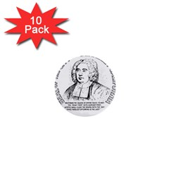 Seal Of Berkeley, California 1  Mini Buttons (10 Pack)  by abbeyz71