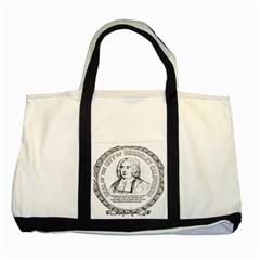 Seal Of Berkeley, California Two Tone Tote Bag by abbeyz71