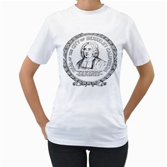 Seal Of Berkeley, California Women s T Shirt (white)  by abbeyz71