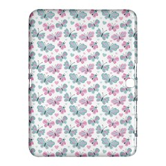 Cute Pastel Butterflies Samsung Galaxy Tab 4 (10 1 ) Hardshell Case  by tarastyle