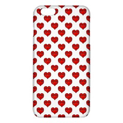Emoji Heart Character Drawing  Iphone 6 Plus/6s Plus Tpu Case by dflcprints