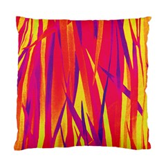 Pattern Standard Cushion Case (one Side) by Valentinaart
