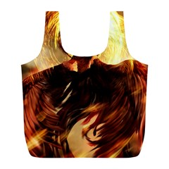 Bidadaro Full Print Recycle Bags (l)  by BIZITZA