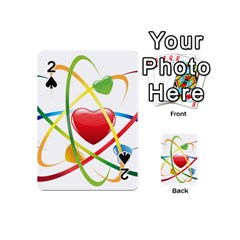 Love Playing Cards 54 (Mini)