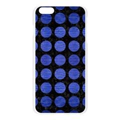 CIR1 BK-MRBL BL-BRSH Apple Seamless iPhone 6 Plus/6S Plus Case (Transparent) by trendistuff