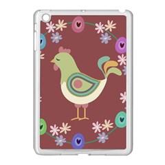 Easter Apple Ipad Mini Case (white) by Valentinaart