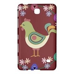 Easter Samsung Galaxy Tab 4 (8 ) Hardshell Case  by Valentinaart