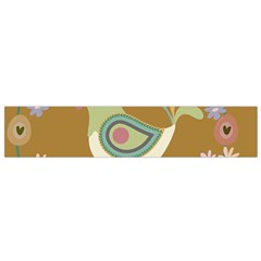 Easter Flano Scarf (small) by Valentinaart