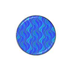 Pattern Hat Clip Ball Marker (4 Pack) by Valentinaart