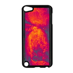 Space Apple Ipod Touch 5 Case (black) by Valentinaart