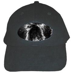 Space Black Cap by Valentinaart