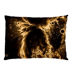 Space Pillow Case by Valentinaart