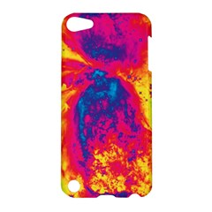 Space Apple Ipod Touch 5 Hardshell Case by Valentinaart