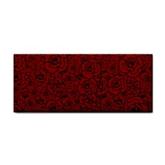 Red Roses Field Cosmetic Storage Cases by designworld65