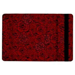 Red Roses Field Ipad Air Flip by designworld65