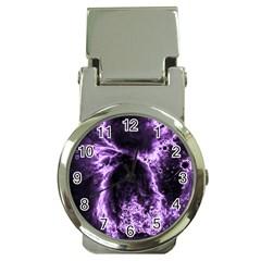 Space Money Clip Watches by Valentinaart