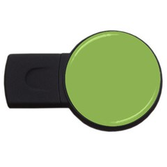 Trendy Basics   Trend Color Greenery Usb Flash Drive Round (2 Gb) by tarastyle