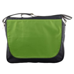 Trendy Basics   Trend Color Greenery Messenger Bags by tarastyle