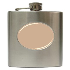 Trendy Basics   Trend Color Hazelnut Hip Flask (6 Oz) by tarastyle