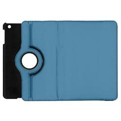 Trendy Basics   Trend Color Niagara Apple Ipad Mini Flip 360 Case by tarastyle