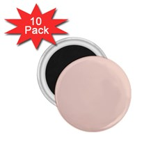 Trendy Basics   Trend Color Pale Dogwood 1 75  Magnets (10 Pack)  by tarastyle