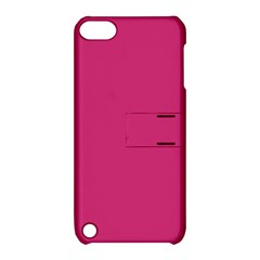 Trendy Basics   Trend Color Pink Yarrow Apple Ipod Touch 5 Hardshell Case With Stand by tarastyle