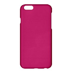 Trendy Basics   Trend Color Pink Yarrow Apple Iphone 6 Plus/6s Plus Hardshell Case by tarastyle