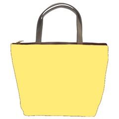 Trendy Basics   Trend Color Primerose Yellow Bucket Bags by tarastyle