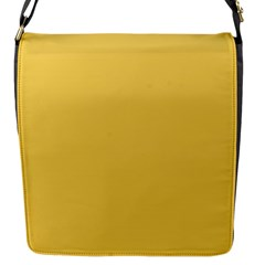 Trendy Basics   Trend Color Primerose Yellow Flap Messenger Bag (s) by tarastyle