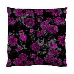 Floral Dreams 12 A Standard Cushion Case (one Side) by MoreColorsinLife