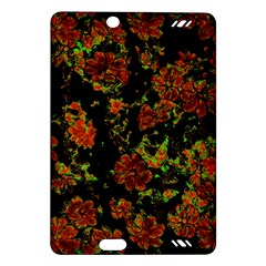 Floral Dreams 12 C Amazon Kindle Fire Hd (2013) Hardshell Case by MoreColorsinLife