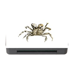 Dark Crab Photo Memory Card Reader With Cf by dflcprints