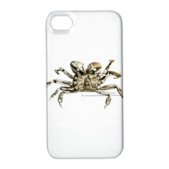 Dark Crab Photo Apple Iphone 4/4s Hardshell Case With Stand by dflcprints