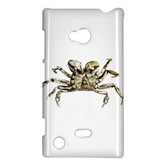 Dark Crab Photo Nokia Lumia 720 by dflcprints