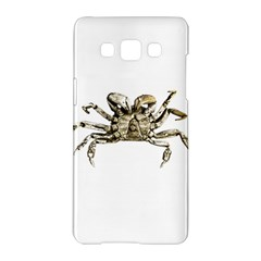Dark Crab Photo Samsung Galaxy A5 Hardshell Case  by dflcprints