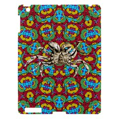 Geometric Multicolored Print Apple Ipad 3/4 Hardshell Case by dflcprints