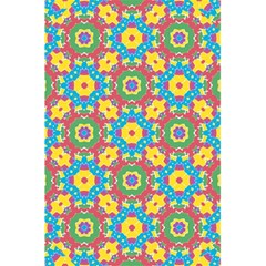 Geometric Multicolored Print 5 5  X 8 5  Notebooks by dflcprints