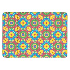 Geometric Multicolored Print Samsung Galaxy Tab 8 9  P7300 Flip Case by dflcprints