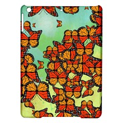 Monarch Butterflies Ipad Air Hardshell Cases by linceazul