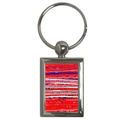 Art Key Chains (rectangle)  by Valentinaart