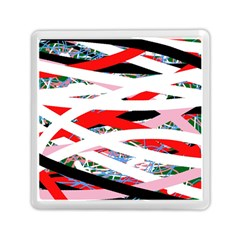 Art Memory Card Reader (square)  by Valentinaart