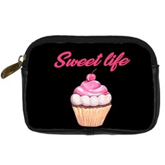 Sweet Life Digital Camera Cases by Valentinaart