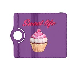 Sweet Life Kindle Fire Hdx 8 9  Flip 360 Case by Valentinaart