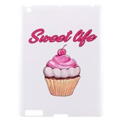 Sweet Life Apple Ipad 3/4 Hardshell Case by Valentinaart