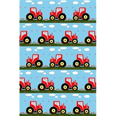 Toy Tractor Pattern 5 5  X 8 5  Notebooks by linceazul