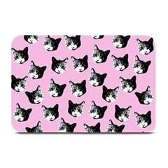 Cat Pattern Plate Mats by Valentinaart
