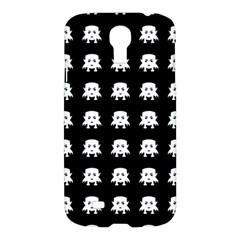 Emoji Baby Vampires Pattern Samsung Galaxy S4 I9500/i9505 Hardshell Case by dflcprints